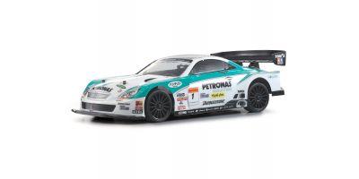 V-ONE SR ペトロナス トムス SC430 リコイル付 1/10 GP 4WD 31588
