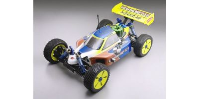 1/8 GP 4WD KIT ONFERNO MP777 WC Team Edi 31780
