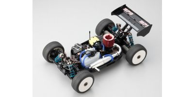 GP 4WD RACING BUGGY INFERNO MP777 WC Team Edition Kit with Sirio S21BK EVO-2 STI Engine 31780S21