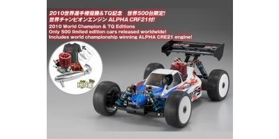 1/8 GP 4WD KIT インファーノ MP9TKI2 E/G Cody K  31785CK