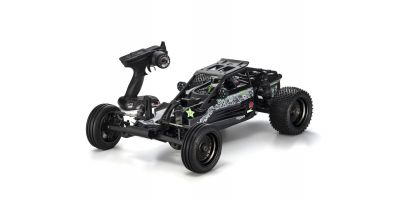SCORPION XXL (Black) 1/7 GP 2WD Buggy Readyset RTR 31873T2