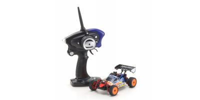 MINI-Z Buggy Sports INFERNO MP9 TKI3 Blue/Red MB-010S Readyset RTR 32081BR