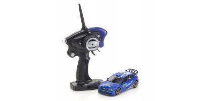 MINI-Z AWD Sports SUBARU IMPREZA WRC2008 #5 MA-020S Readyset RTR 32121WR