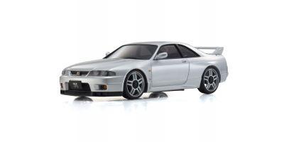 ASC MA020S 日産スカイライン GT-R R33 Vスペック シルバー MZP438S