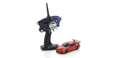MINI-Z Racer Sports2 Porsche 911 GT3 RS Orange MR-03 Readyset RTR 32231OR