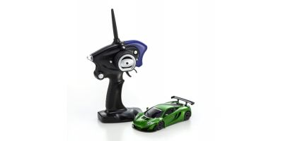 MINI-Z Racer Sports2 McLaren 12C GT3 2013 Synergy Green MR-03 Readyset RTR 32244MG