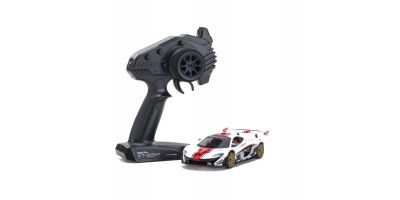 MINI-Z RWD Series Ready Set McLaren P1™ GTR White/Red 32324WR