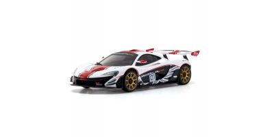 ASC MR03RWD McLaren P1™ GTR White/Red MZP235WR