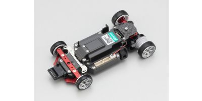 R/C EP RACING CAR dNaNo FX-101 Chassis Set SP Limited for Murcielago  32502SPCS