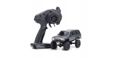 Radio Controlled Electric Powered Crawling car MINI-Z 4×4 Series Ready Set Toyota 4Runner(Hilux Surf) Dark Gray Metallic 32522GM