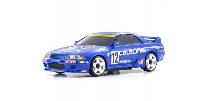ASC MA020N CALSONIC SKYLINE GT-R#12 1990 MZP449CS