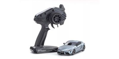 MINI-Z AWD TOYOTA GR SUPRA Matt Storm Gray Metallic 32619GM