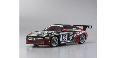 R/C EP Touring Car Porsche 911 GT3 RSR 2005 No.136 YOKOHAMA 32702AD
