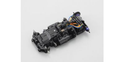 ミニッツレーサー ASF2.4GHz ブラシレスモーター MR-03VE TXレス シャシーセット 32760
