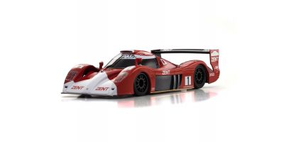 MINI-Z Racer MR-03VE LM ボディ/シャシーセット Toyota GT-One TS020 No.1 32766L1