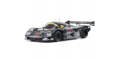 R/C EP Touring Car SAUBER Mercedes C9 No.62 WSPC 1988 32901AG