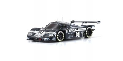 R/C EP Touring Car SAUBER Mercedes C9 No.61 LM 1987 32901KR