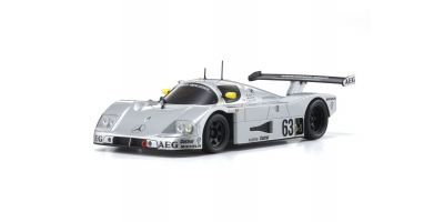 R/C EP Touring Car SAUBER Mercedes C9 No.63 LM 1989 32901SM