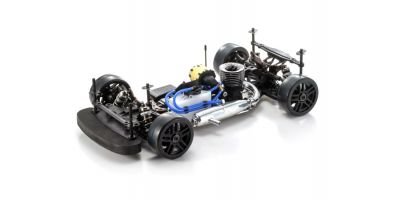 INFERNO GT3 1/8 GP 4WD CHASSIS KIT 33010