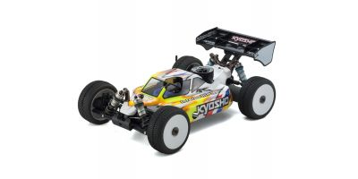 INFERNO MP9 TKI4 10th Anniversary Special Edition 1/8 GP 4WD Buggy KIT 33011