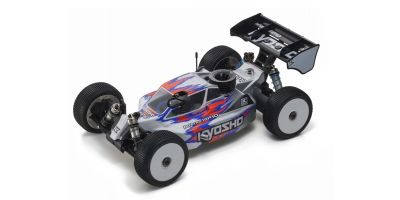 1/8 Scale Radio Controlled .21 Engine Powered 4WD Racing Buggy INFERNO MP10 33015