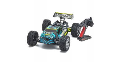 1/8 Scale Radio Controlled .25 Engine Powered 4WD Stadium Truck INFERNO NEO ST 3.0 w/KT-231P+ 33016