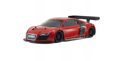 FW-06 Audi R8 LMS (Red) w/GXR15 1/10 GP 4WD Readyset RTR 33205