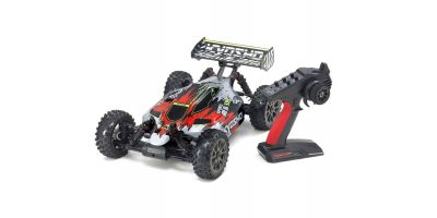 1:8 Scale Radio Controlled Brushless Motor Powered 4WD Racing Buggy INFERNO NEO 3.0 VE Color type 2 Red w/KT-231P+ 34108T2