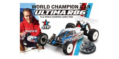 1/10 EP 2WD KIT ULTIMA RB6 34301