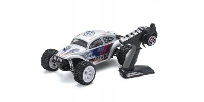 MAD BUG VEi (Silver) 1/10 EP(BL) 4WD Buggy Readyset RTR 34354T3