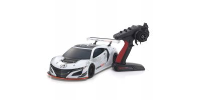 1/10 Scale Radio Controlled Electric Powered 4WD FAZER Mk2 FZ02 Series Readyset Acura NSX GT3 Racecar 34421