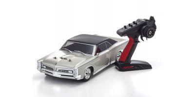 1/10 EP 4WD フェーザーMk2 FZ02L レディセット 1967 ポンティアック GTO™ シャンパン メタリック 34431T1