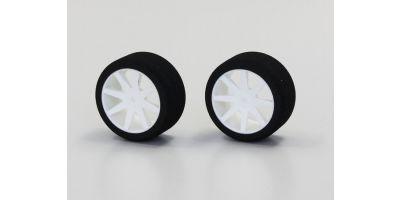 1/10 Racing Tyre REAR#40 ZERO OFFSET 36236-40
