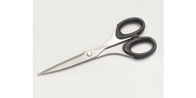 KRF Stainless PC-Body Scissors Straight 36261