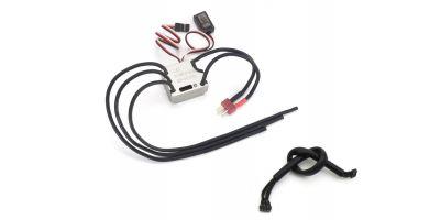 LE MANS 240S ESC(60A/MAX 13.5T)W/C-Cable 37051B