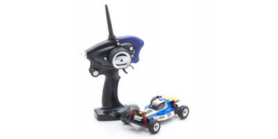 MINI-Z Buggy Sports OPTIMA Blue/White MB-010S Readyset RTR 32082BW