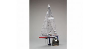 FORTUNE 612 III w/KT-431S Racing Yacht Readyset RTR 40042S
