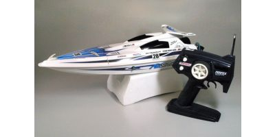 ELECTRIC POWERED RACING BOAT EP AIRSTREAK 500 Readyset  40116T2