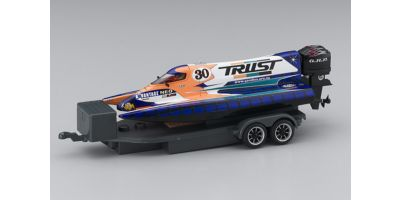 ELECTRIC POWERED MICRO RACING BOAT TRUST GOODIES No.30  40401TG-30
