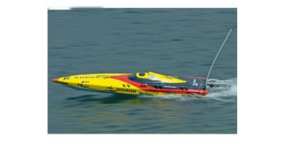 SHARK Mono-1 Racer 600 BLS PIP version. 56543