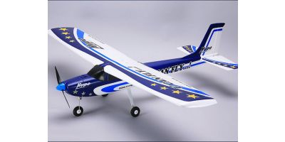 EP Trainer U CAN FLY 1400 PIP Blue 56551BL