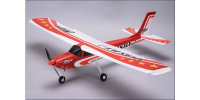 EP Trainer U CAN FLY 1400 PIP Red 56551R