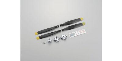 4 Blade Prop D11xP10 56557-1110-4