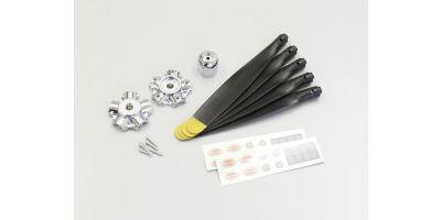 5 Blade Prop D9.5xP10 56557-9510-5
