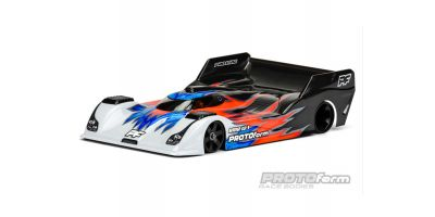 BMR-12.1 PRO-Light Clear Body for 1:12 612070PL