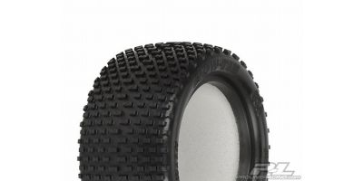 "Bow-Tie 2.2"" M4 (Super Soft) Rear Tires 612242M4B"