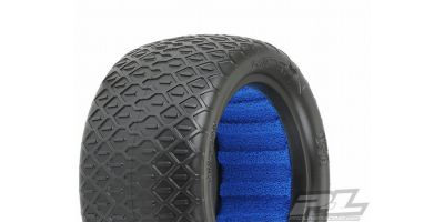 "Micron 2.2""MC(Clay)Buggy Rear Tires(2) 612245MC"