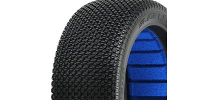 Slide Lock M3(Soft)1:8 Buggy Tires 612362M3