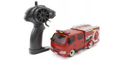 ラジオコントロール 電動 ツーリングカー First MINI-Z モリタ消防車 CD-I型ミラクルLight 66605