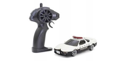 ラジオコントロール 電動 ツーリングカー First MINI-Z Honda NSX 栃木県警察本部高速道路交通機動隊 66606